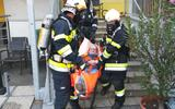 Brandschutzübung in der Lebenshilfe Leibnitz – TWS Arnfels